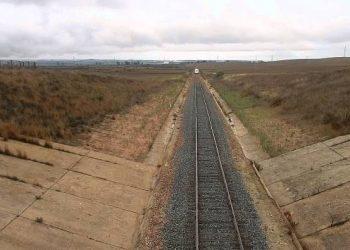 Las plataformas que defienden el tren se solidarizan con la Huelga Feminista