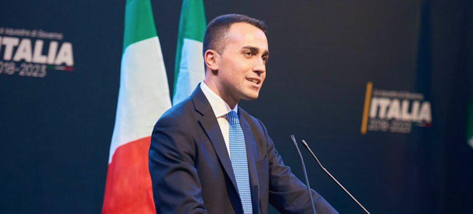Una Italia sin gobierno renueva su política