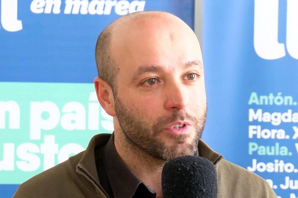 En Marea preguntará a Feijóo que vai facer para atender o clamor cidadá contra das súas políticas de recorte de dereitos sociais e do estado do benestar