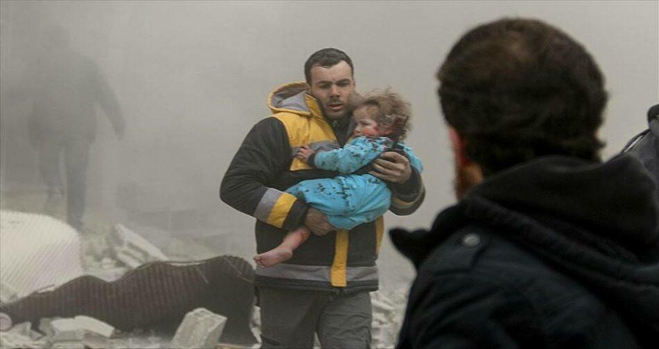 Terroristas de la Guta Oriental matan a 36 civiles en Damasco en una semana