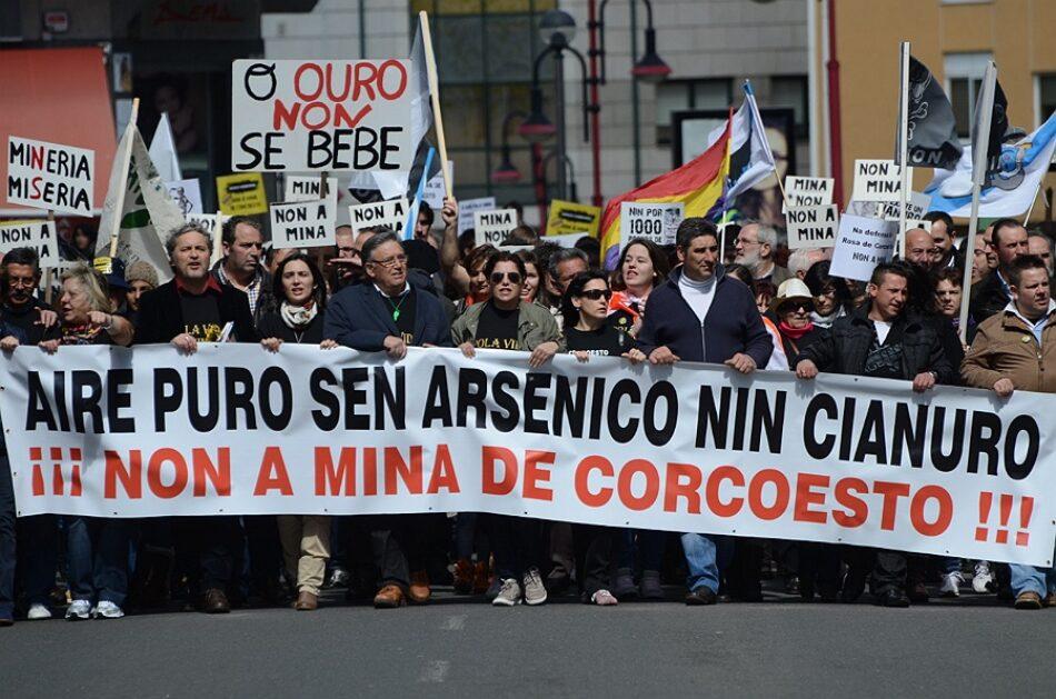 Asociaciones ambientales da Costa da Morte critican el apoyo de la Xunta de Galicia a la jornada organizada por la Cámara Oficial Minera sobre la Ley de fomento de la implantación de iniciativas empresariales