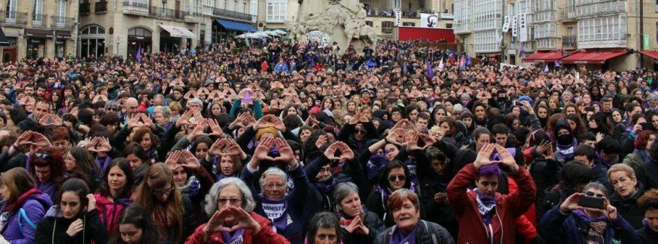 Ecologistas en Acción se suma a la huelga 8 de marzo