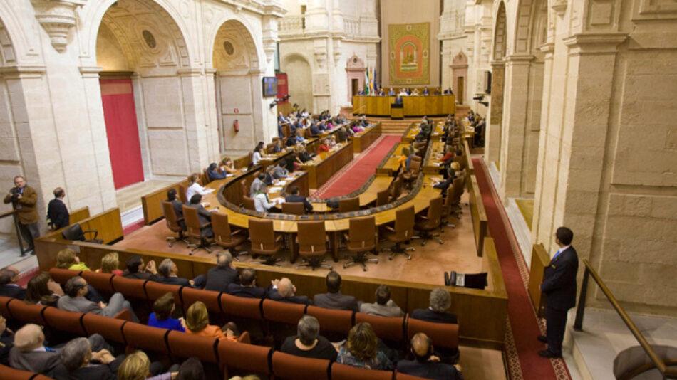 Podemos Andalucía pide al Gobierno andaluz «que baje a la tierra» y deje de «vender humo legislativo»