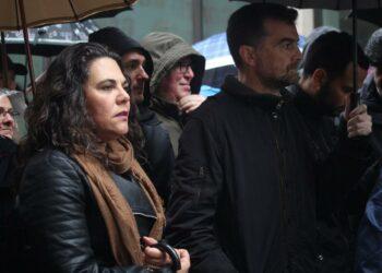 """Maíllo celebra el """"clamor unívoco"""" en las manifestaciones por unas pensiones públicas dignas y alerta del fraude de los fondos privados"""