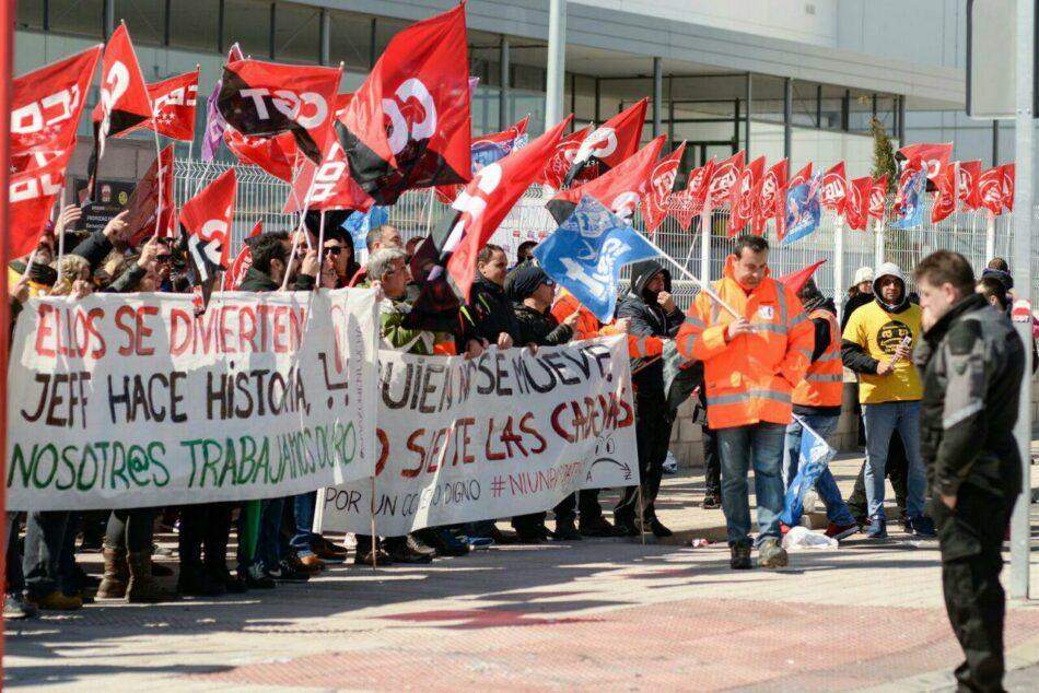 La huelga en Amazon acapara el interés nacional y reaviva las esperanzas en el movimiento sindical