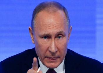 Putin culpa a EE.UU. por el inicio de nueva carrera armamentista