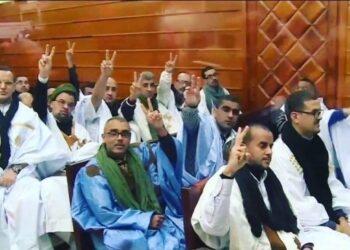 La Comisión Nacional Saharaui de DDHH alerta por la gravedad de la situación de los presos políticos saharauis en huelga de hambre