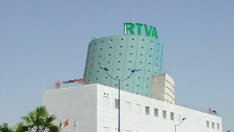 Podemos pide que la RTVA incluya debates de actualidad política en su programación radiofónica y televisiva