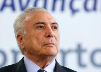 La oposición brasileña trata de boicotear la candidatura de Temer para las elecciones de octubre