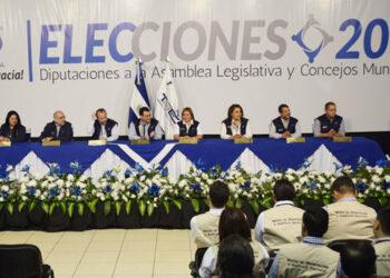 El Salvador: Sin datos oficiales, con una abstención que ronda el 67%, la derecha aventaja al FMLN en las legislativas