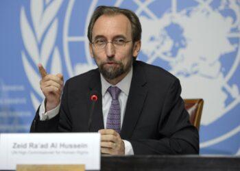 Misión Permanente de Venezuela considera irresponsables las declaraciones del Alto Comisionado para DDHH de la ONU