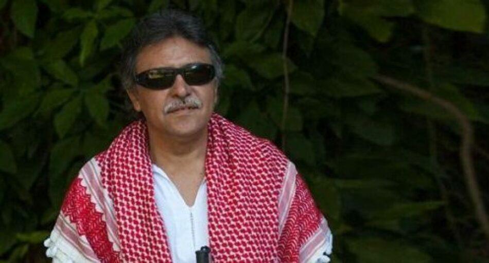 Colombia. Detienen a miembro de la FARC Jesús Santrich