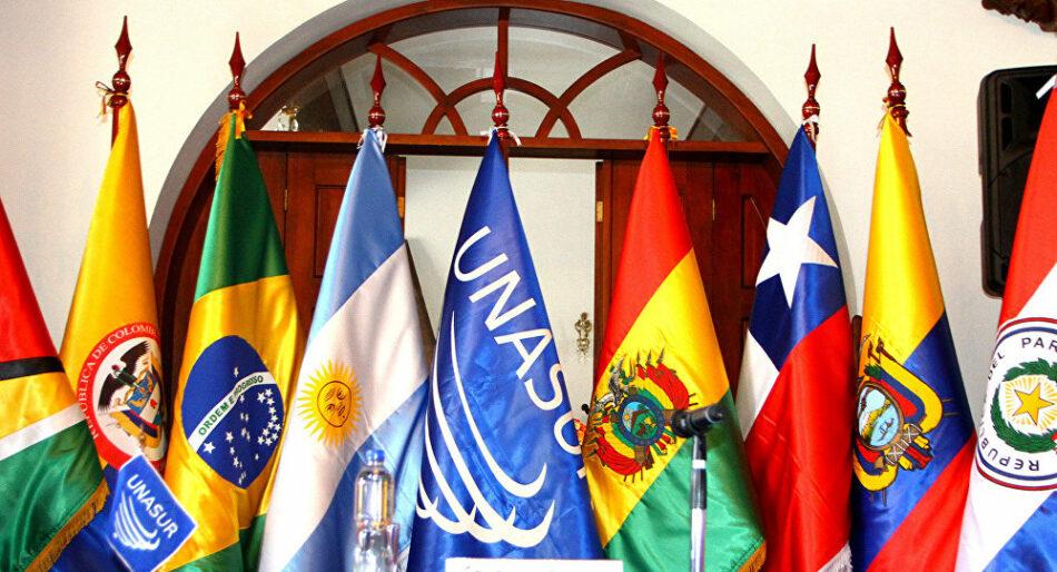 Los gobiernos de Argentina, Brasil, Paraguay, Chile, Colombia y Perú anuncian su retirada de UNASUR