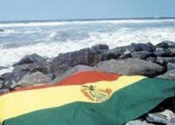 """El reclamo del """"Mar para Bolivia"""" se hizo oír en la Cumbre de los Pueblos"""