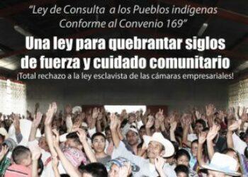Guatemala. ¡Sin derechos no hay consulta!