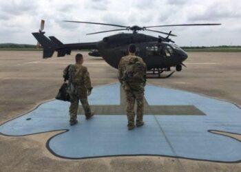 EE.UU. despliega a su Guardia Nacional en la frontera con México