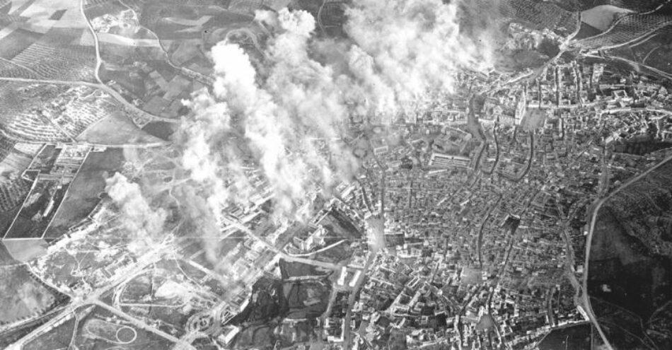 Se cumple el 81 aniversario del bombardeo de la población civil de Jaén por la aviación nazi aliada de Franco