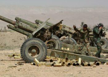 Siria lanza operación para acabar con Daesh cerca de Damasco