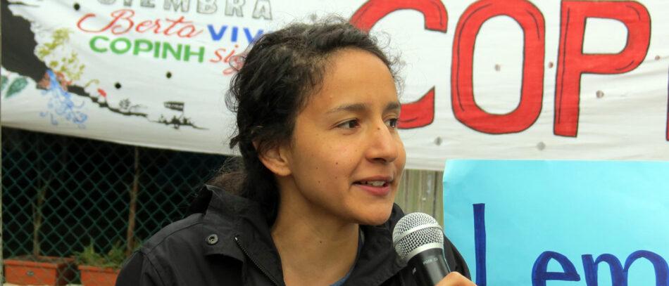 """Honduras. """"Ética, dignidad y compromiso, el legado de Berta"""". El Copinh y sus 25 años de resistencia y lucha"""