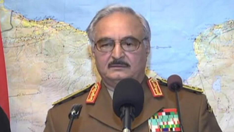Libia: Réquiem para un traidor