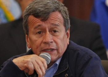 ELN acusa a EEUU de atentar contra el proceso de paz de Colombia