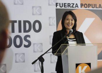 Perú. Keiko Fujimori recibió dinero de Odebrecht. También Ollanta Humala