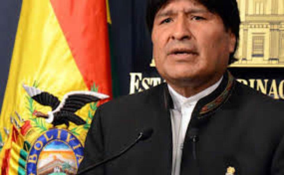"""UNASUR: Evo Morales exhortó a presidentes suramericanos a """"reflexionar para fortalecer la unión"""" en la región"""