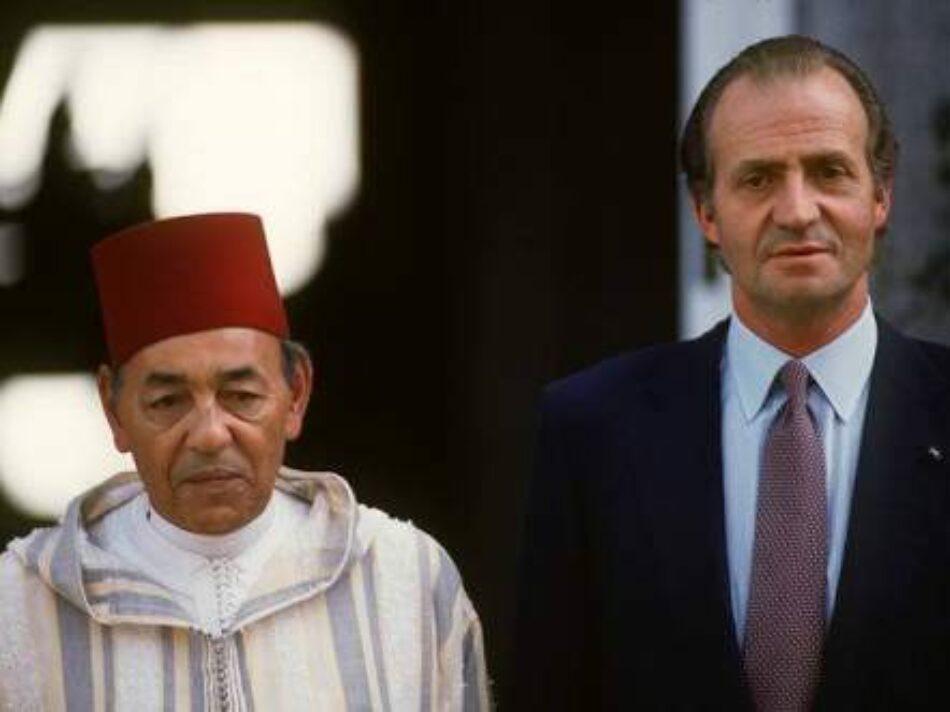 Juan Carlos I y su papel decisivo en la ocupación del Sahara Occidental por monarquía de Marruecos
