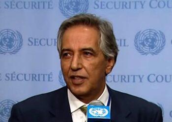 Fallece Bujari Ahmed, representante saharaui ante la ONU