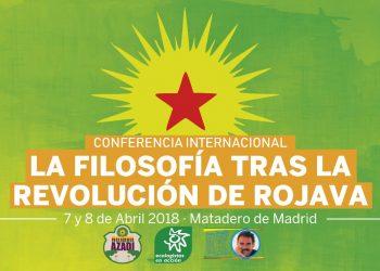 Conferencia: «La filosofía tras la Revolución de Rojava»
