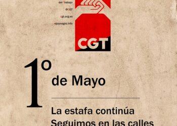 CGT llama a tomar las calles este 1º de Mayo a diez años del comienzo de la última crisis-estafa