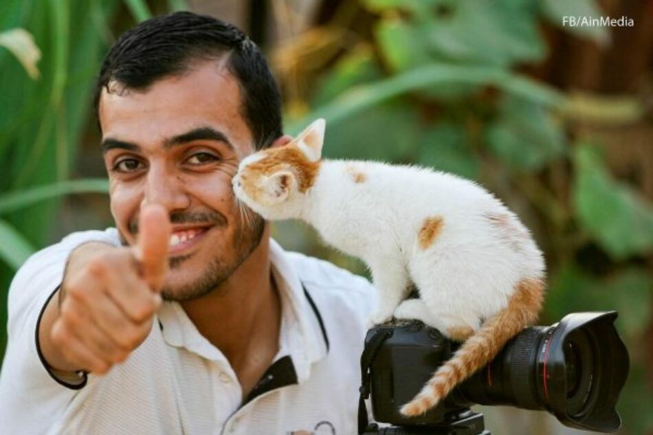 Muere un periodista palestino herido por las fuerzas israelíes en Gaza