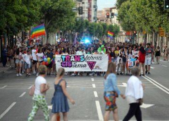 Marea Arcoiris denuncia una oleada de agresiones por orientación sexual e identidad de género en la ciudad de Logroño