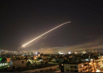 Izquierda Unida emite un comunicado de condena al bombardeo de Siria por Estados Unidos, Francia y Gran Bretaña