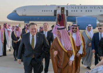Mike Pompeo: «La seguridad de Arabia Saudita es una prioridad para EE.UU.»