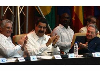 ALBA- TCP saluda al nuevo presidente de Cuba Miguel Díaz-Canel