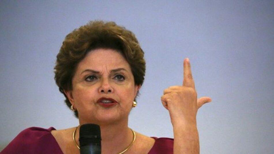 Brasil: Dilma Rousseff denunciará persecución contra Lula en instituciones internacionales