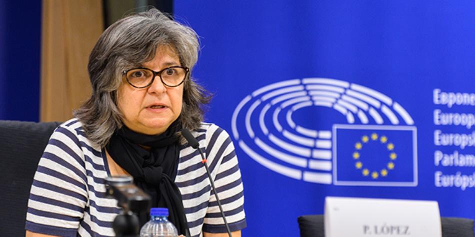 Paloma López participa en una visita de la Eurocámara a Canadá, donde se interesará por los efectos del CETA y de la 'Uberización' de la economía