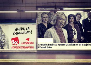 IU Madrid: La única salida política a la crisis en la Comunidad de Madrid son las elecciones