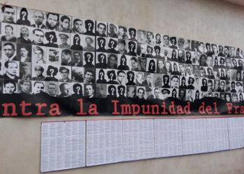 Asociaciones memorialistas y de víctimas del franquismo exigen la disolución del Comisionado de memoria de Madrid