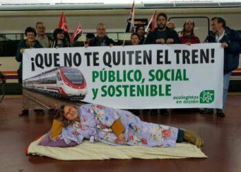 Protestas y acciones ciudadanas en Europa piden la reapertura de los  trenes nocturnos