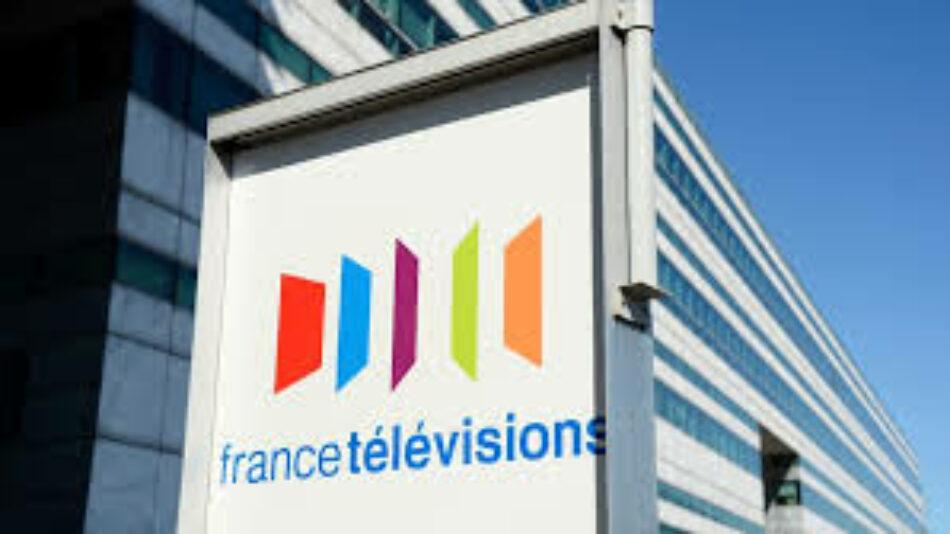 """Huelga en """"France Télévisions"""" este miércoles"""