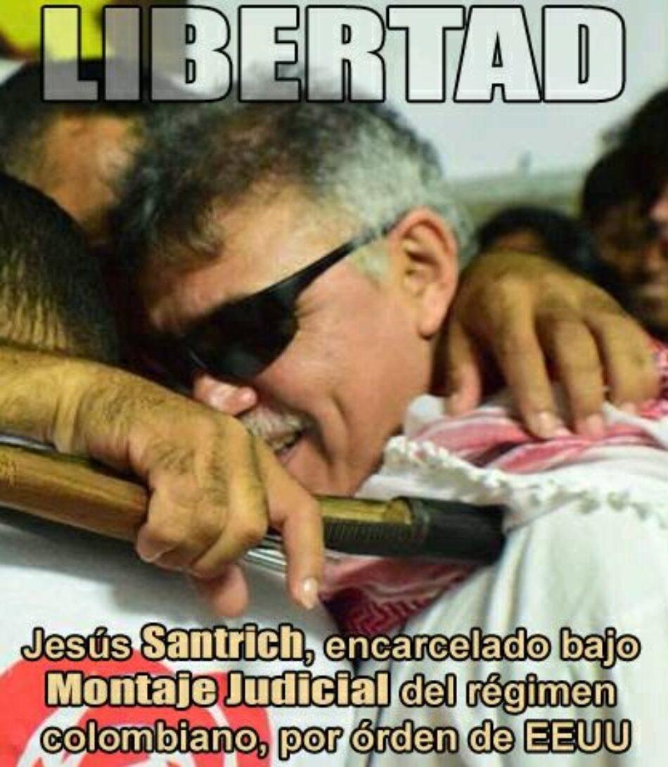 Montaje Judicial contra Santrich es represalia política; parte de la Crónica de un Exterminio Anunciado
