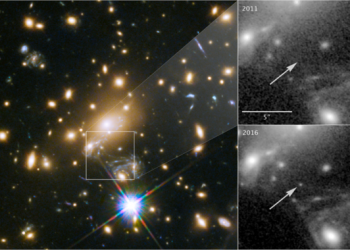 La estrella más lejana jamás observada