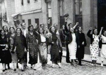El papel de la mujer en la II República