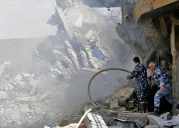 EEUU atacó centro sirio que producía fármacos anticáncer