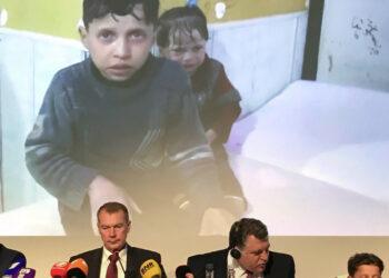 Medios occidentales ignoran a los testigos que aparecieron en el vídeo de Duma