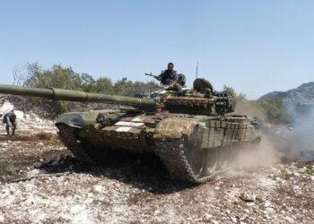 Ejército sirio arrebata al Daesh la mayor parte del distrito de Al Qadam, en el sur de Damasco