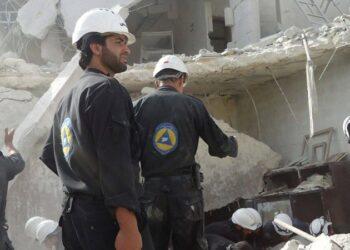 Ejército sirio descubre el lugar de la Guta donde los Cascos Blancos filmaban sus falsos vídeos de propaganda