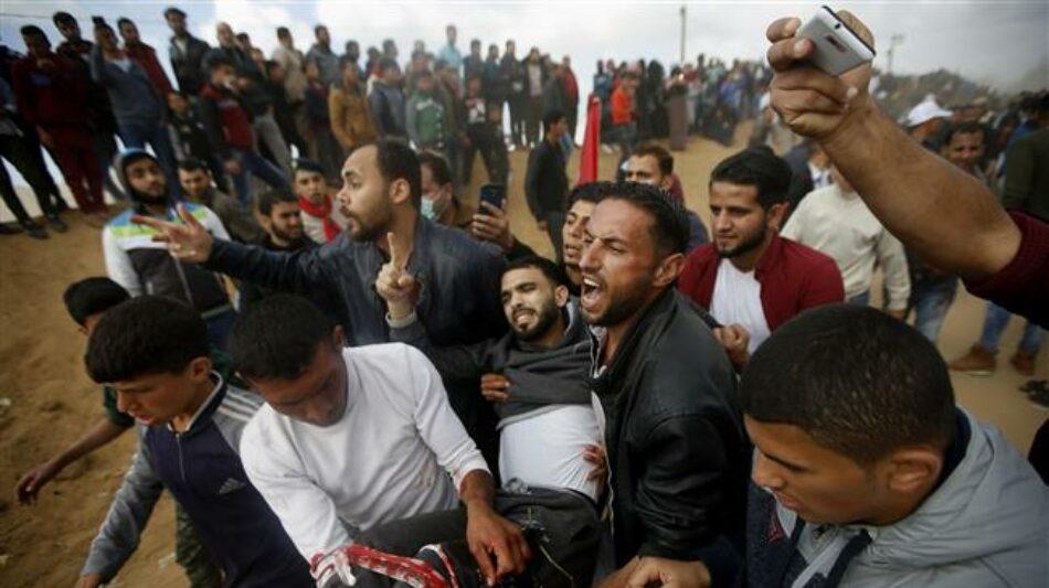Indignación internacional por la masacre cometida por Israel en el Día de la Tierra Palestina